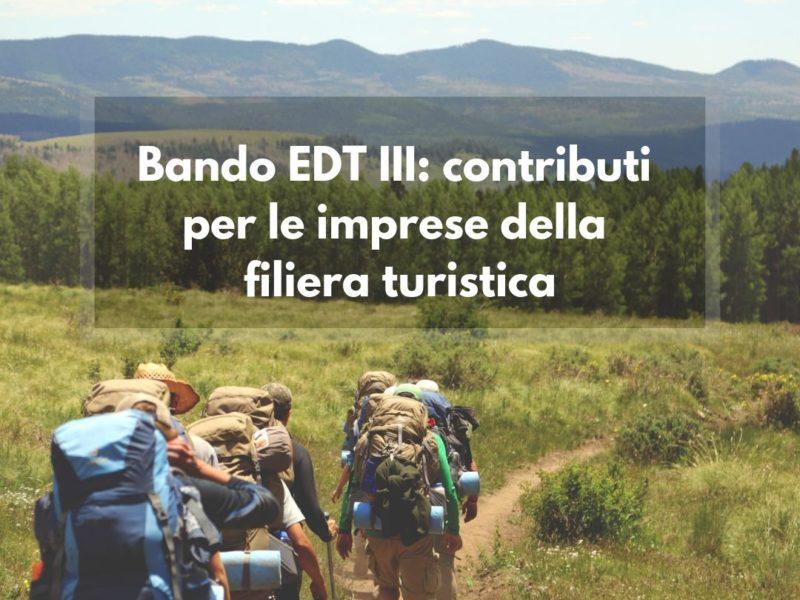 contributi offerta turistica