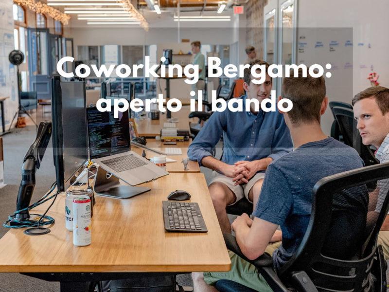 Coworking a Bergamo, aperto un nuovo bando