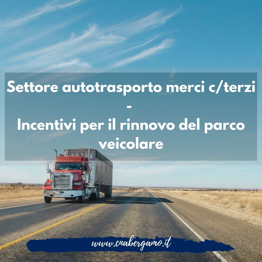 incentivi ministero del trasporto rinnovo parco veicoli