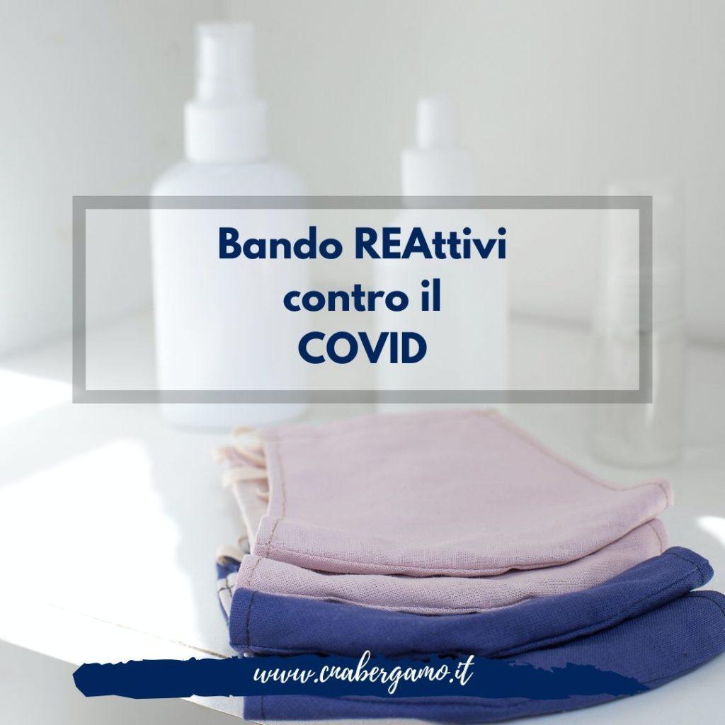 Bando REAttivi contro il COVID