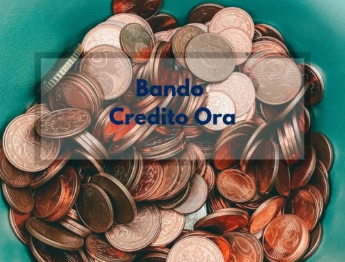 Bando Credito Ora