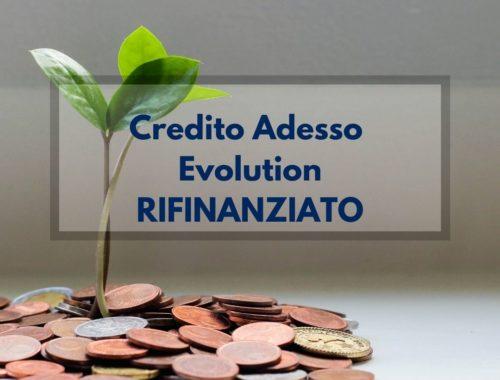 Bando Credito Adesso Evolution