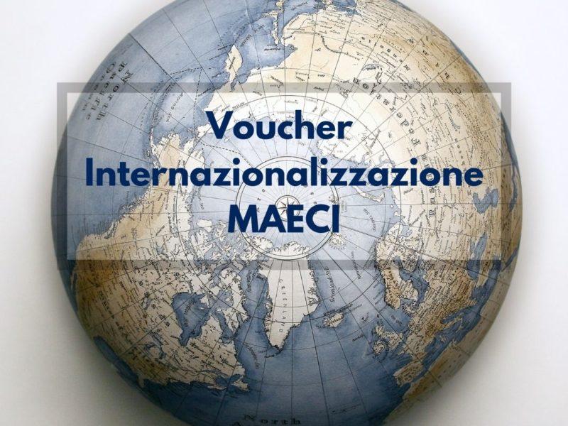 Voucher internazionalizzazione MAECI