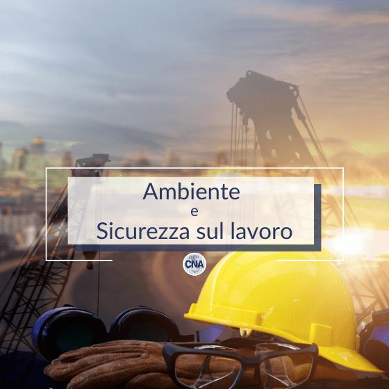 Ambiente e sicurezza   I servizi di CNA Bergamo